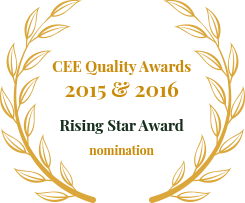 CEE Quality Awards 2016, 2017 Real Green Investor of the Year
